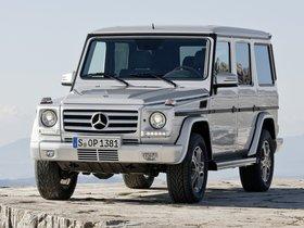 Ver foto 9 de Mercedes Clase G G350 BlueTec W463 2012