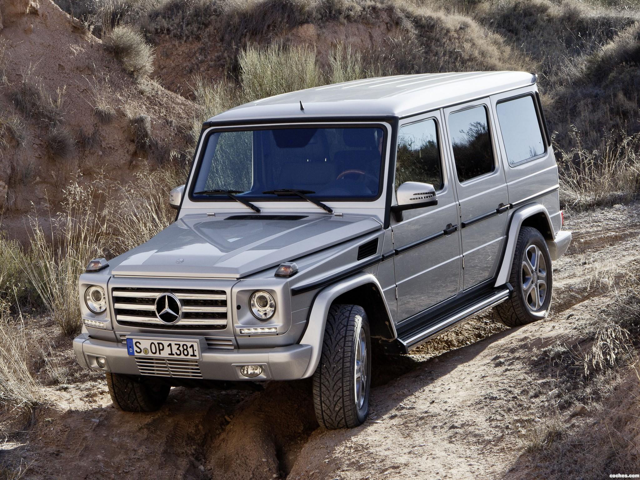 Foto 0 de Mercedes Clase G G350 BlueTec W463 2012