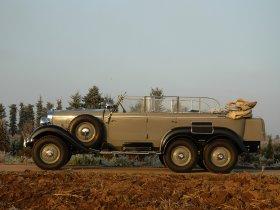 Ver foto 4 de Mercedes G4 1934