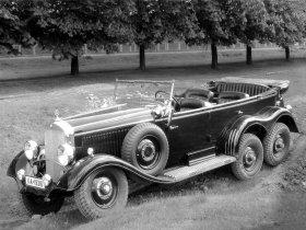 Ver foto 3 de Mercedes G4 1934