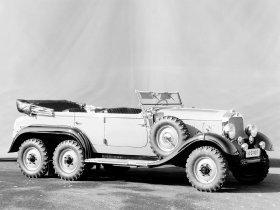 Ver foto 2 de Mercedes G4 1934