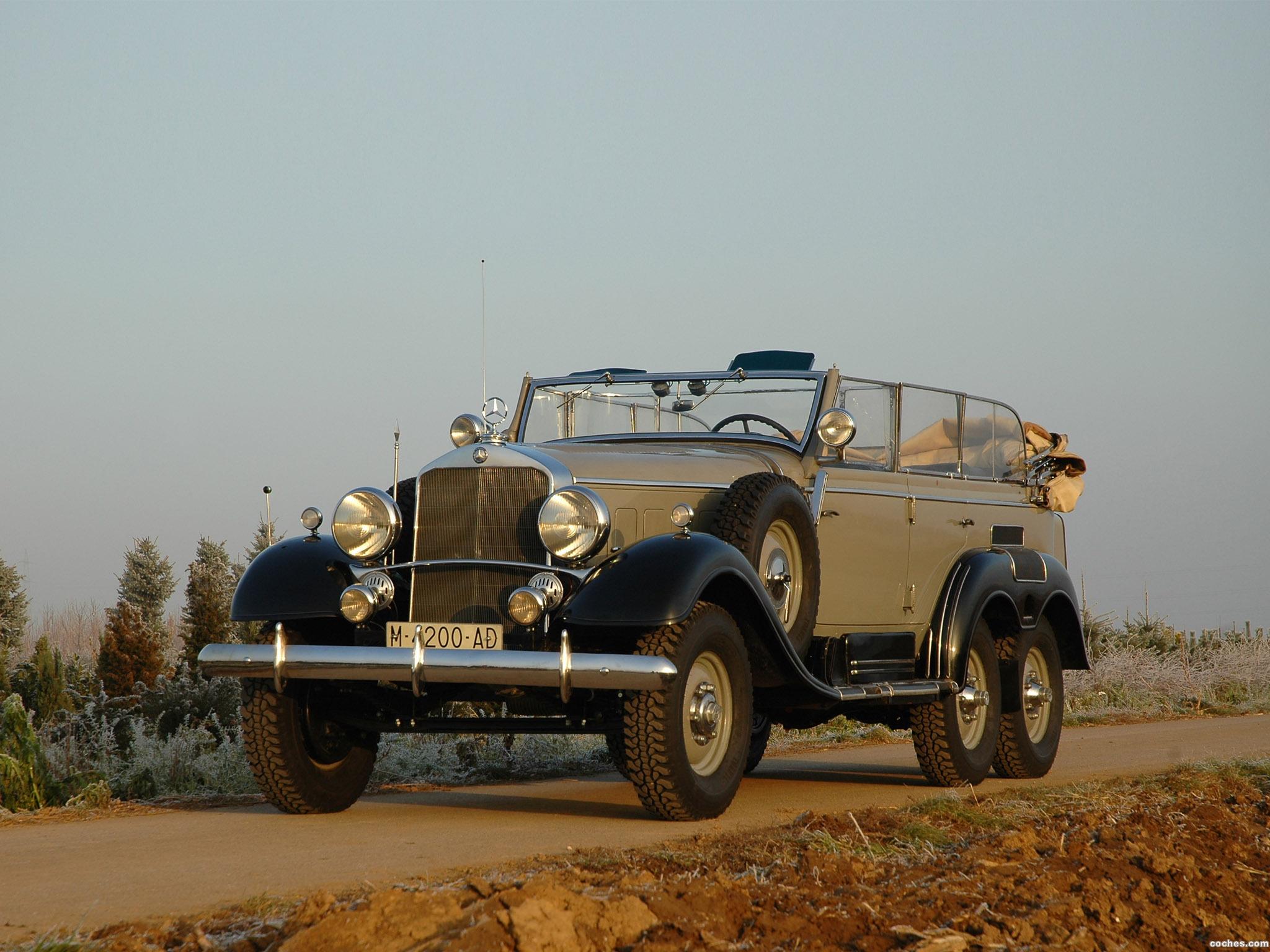 Foto 0 de Mercedes G4 1934
