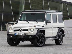 Ver foto 3 de Mercedes Clase G G500 Edition 35 W463 2014
