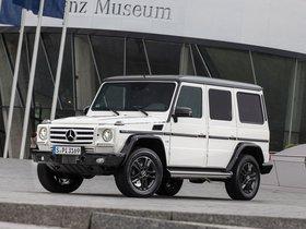 Fotos de Mercedes Clase G G500 Edition 35 W463 2014
