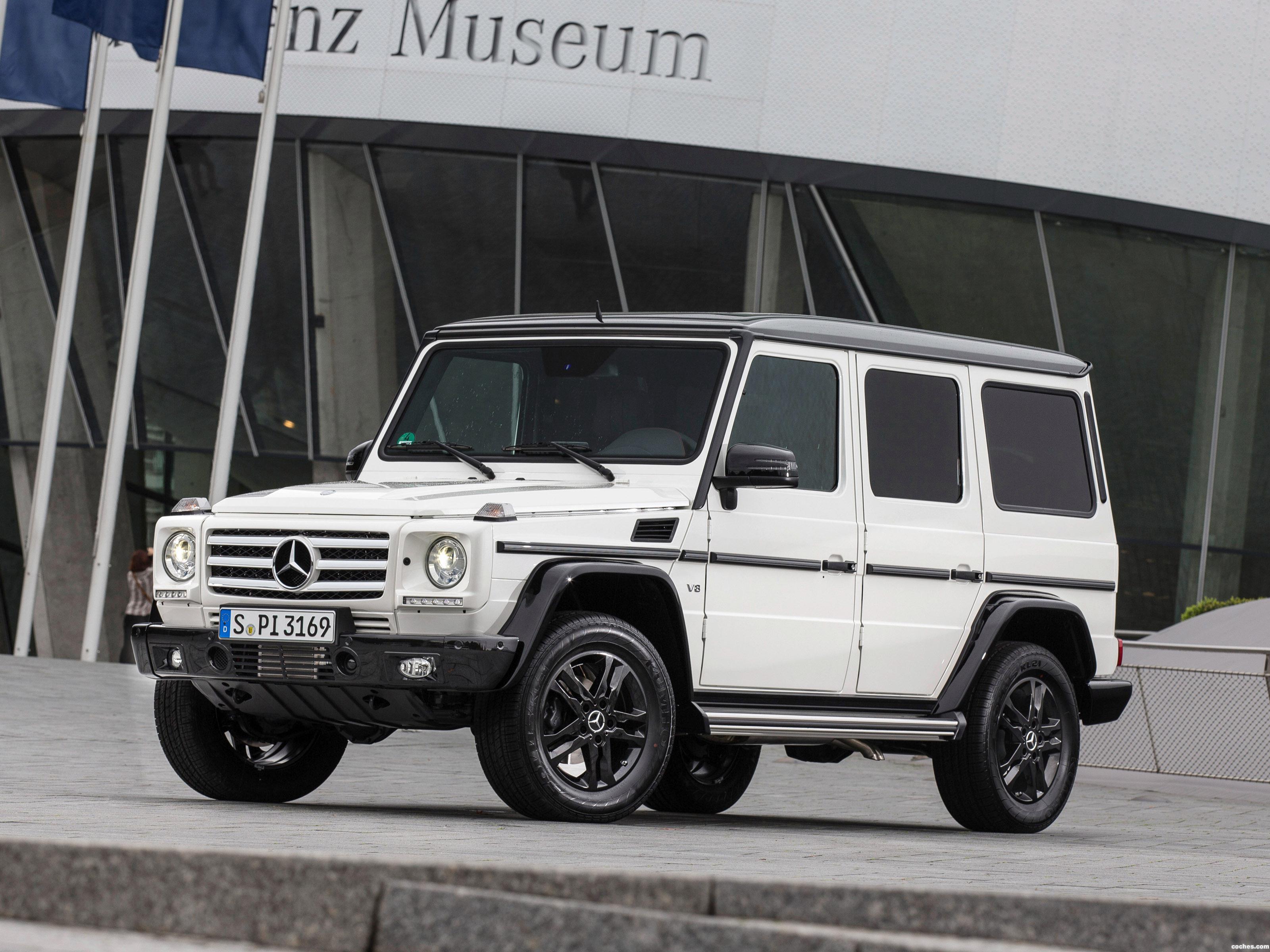 Foto 0 de Mercedes Clase G G500 Edition 35 W463 2014