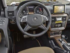 Ver foto 14 de Mercedes Clase G G550 W463 USA 2012