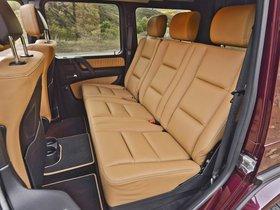 Ver foto 13 de Mercedes Clase G G550 W463 USA 2012
