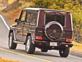 Ver foto 11 de Mercedes Clase G G550 W463 USA 2012
