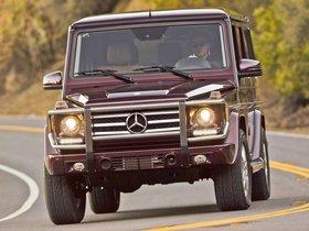 Ver foto 10 de Mercedes Clase G G550 W463 USA 2012