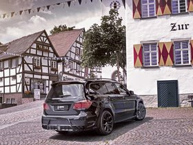 Ver foto 16 de Mercedes Clase GL Black Crystal Larte Design 2014