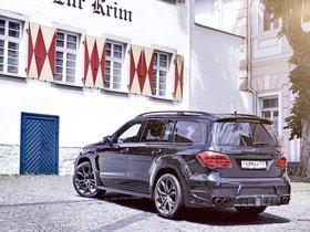 Ver foto 15 de Mercedes Clase GL Black Crystal Larte Design 2014