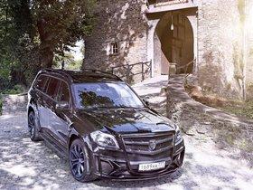 Ver foto 14 de Mercedes Clase GL Black Crystal Larte Design 2014