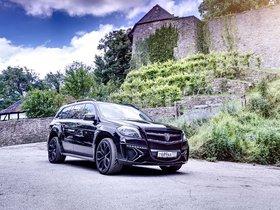 Ver foto 13 de Mercedes Clase GL Black Crystal Larte Design 2014