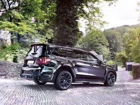 Ver foto 12 de Mercedes Clase GL Black Crystal Larte Design 2014