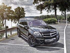 Ver foto 10 de Mercedes Clase GL Black Crystal Larte Design 2014