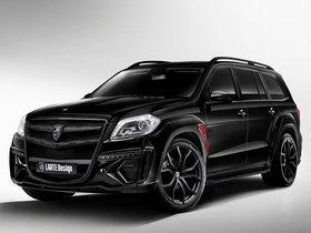 Ver foto 21 de Mercedes Clase GL Black Crystal Larte Design 2014