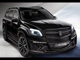 Ver foto 8 de Mercedes Clase GL Black Crystal Larte Design 2014