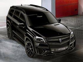 Ver foto 7 de Mercedes Clase GL Black Crystal Larte Design 2014