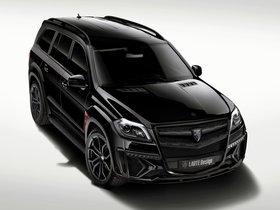 Ver foto 6 de Mercedes Clase GL Black Crystal Larte Design 2014