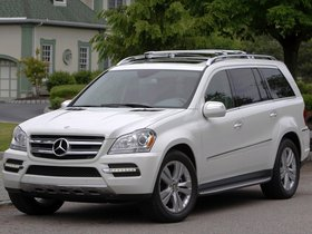 Ver foto 8 de Mercedes Clase GL GL350 BlueTec X164 USA 2009