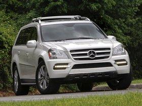 Ver foto 6 de Mercedes Clase GL GL350 BlueTec X164 USA 2009
