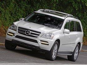 Ver foto 3 de Mercedes Clase GL GL350 BlueTec X164 USA 2009