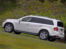 Ver foto 2 de Mercedes Clase GL GL350 BlueTec X164 USA 2009