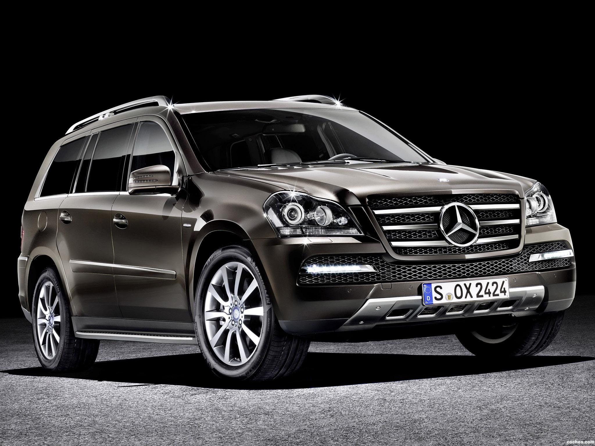 Foto 0 de Mercedes Clase GL Grand Edition 2011