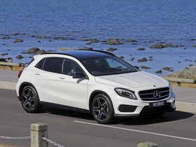 Ver foto 4 de Mercedes Clase GLA 200 CDI AMG Sport Package X156 Australia 2014