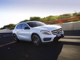 Ver foto 2 de Mercedes Clase GLA 200 CDI AMG Sport Package X156 Australia 2014