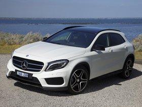 Ver foto 1 de Mercedes Clase GLA 200 CDI AMG Sport Package X156 Australia 2014