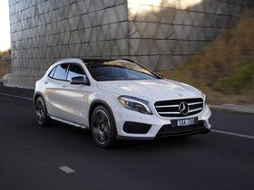Ver foto 12 de Mercedes Clase GLA 200 CDI AMG Sport Package X156 Australia 2014