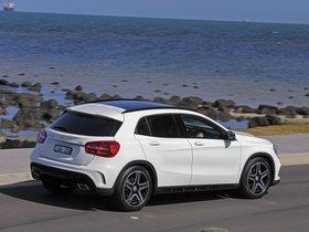 Ver foto 11 de Mercedes Clase GLA 200 CDI AMG Sport Package X156 Australia 2014