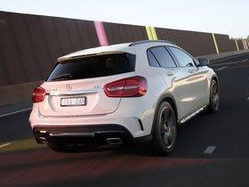 Ver foto 10 de Mercedes Clase GLA 200 CDI AMG Sport Package X156 Australia 2014