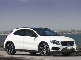 Ver foto 8 de Mercedes Clase GLA 200 CDI AMG Sport Package X156 Australia 2014