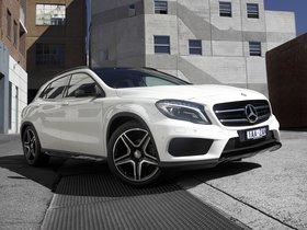 Ver foto 7 de Mercedes Clase GLA 200 CDI AMG Sport Package X156 Australia 2014
