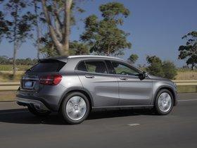 Ver foto 14 de Mercedes Clase GLA 200 CDI X156 Australia 2014