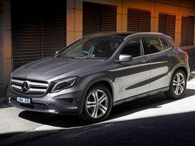 Ver foto 12 de Mercedes Clase GLA 200 CDI X156 Australia 2014