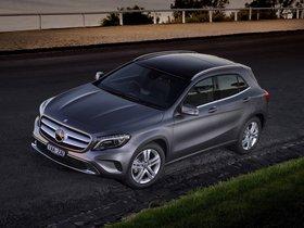 Ver foto 11 de Mercedes Clase GLA 200 CDI X156 Australia 2014