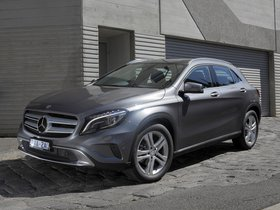 Ver foto 10 de Mercedes Clase GLA 200 CDI X156 Australia 2014