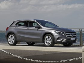Ver foto 6 de Mercedes Clase GLA 200 CDI X156 Australia 2014