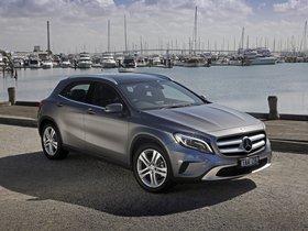 Ver foto 5 de Mercedes Clase GLA 200 CDI X156 Australia 2014