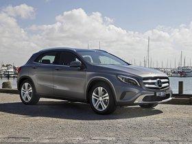 Ver foto 4 de Mercedes Clase GLA 200 CDI X156 Australia 2014