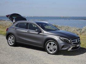 Ver foto 3 de Mercedes Clase GLA 200 CDI X156 Australia 2014