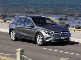 Ver foto 2 de Mercedes Clase GLA 200 CDI X156 Australia 2014