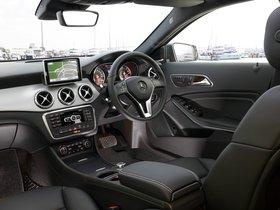 Ver foto 21 de Mercedes Clase GLA 200 CDI X156 Australia 2014