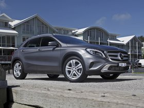 Ver foto 17 de Mercedes Clase GLA 200 CDI X156 Australia 2014