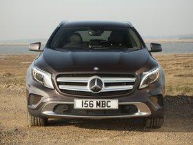 Ver foto 14 de Mercedes Clase GLA 200 CDI X156 UK 2014