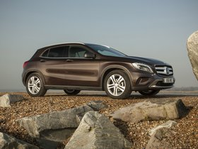 Ver foto 13 de Mercedes Clase GLA 200 CDI X156 UK 2014