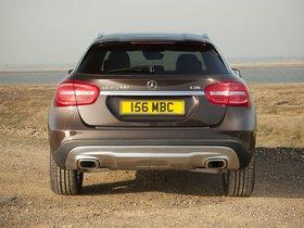 Ver foto 10 de Mercedes Clase GLA 200 CDI X156 UK 2014